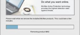 McAfee CleanUp Tool