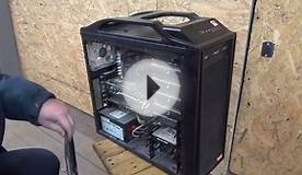 Очистка компьютера от пыли. Cleaning your computer from dust.